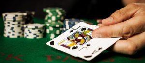 Martingale au blackjack
