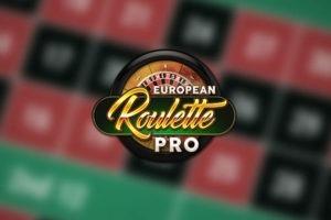 European Roulette Pro
